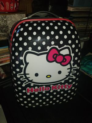 Hello kitty suitcase for Sale in Worcester, MA