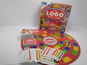 The LOGO BOARD GAME About The Brands You Love by Spinmaster for Sale in Cleveland, OH