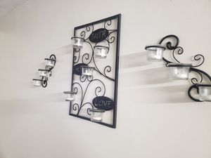 3 pieces wall décor for Sale in Revere, MA