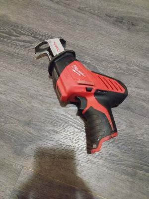M12 Milwaukee hacksaw for Sale in Los Angeles, CA