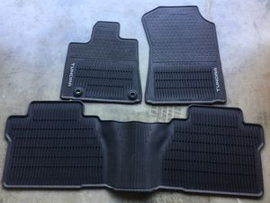 Genuine OEM Toyota Tundra All Weather Floor Mats for Sale in Redmond, WA