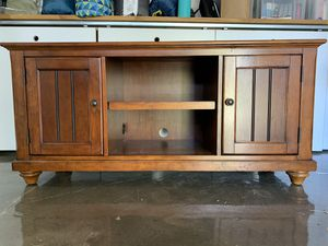 Media Console TV Stand Entertainment Center for Sale in Culver City, CA