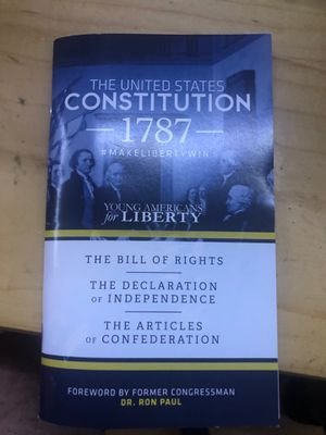 Constitution for Sale in Eureka, IL