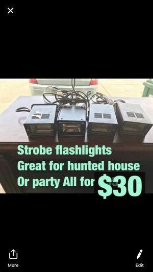 Strobe Flashing lights for Sale in Bourbonnais, IL