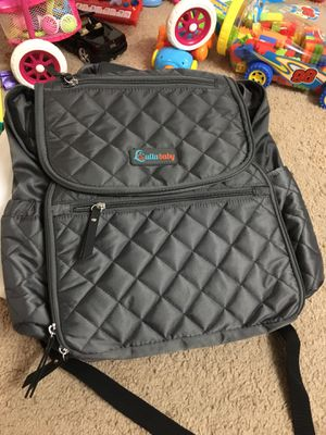 Lullababy diaper bag(backpack). for Sale in Irving, TX