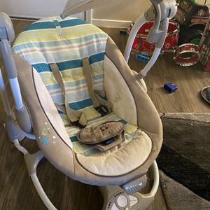 Ingenuity Baby Swing for Sale in Las Vegas, NV
