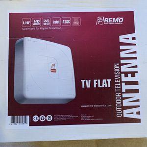 "Outdoor tv antenna ""BAS-1120-P TV Flat"" for Sale in Fairfax, VA"