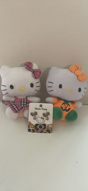 Hello kitty items 3 PCs for Sale in Alexandria, VA