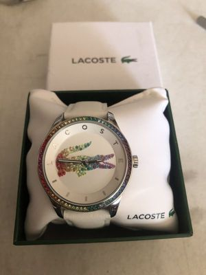 New Lacoste women watch for Sale in Compton, CA