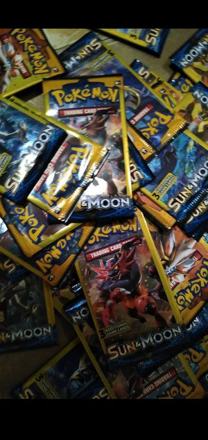 Pokemon cards all kinds of available see below for Sale in Norfolk, VA