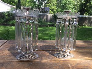 Gorgeous antique candelabras for Sale in Greenville, DE