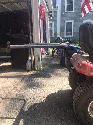 Craftsman lawn tractor bagger mount for Sale in Holliston, MA