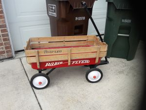 Wagon radio flyer for Sale in SOUTH SUBURBN, IL