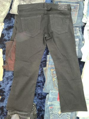 All black True Religion levis jeans *CHEAP for Sale in Richmond, CA