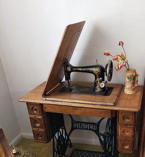 Antiques sewing machine for Sale in Fort Washington, MD