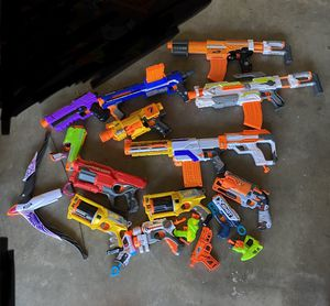 Nerf guns - MEGA Rebel Zombie Strike for Sale in Rancho Cucamonga, CA