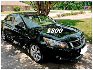 $8OO🔥 Very nice 🔥 2OO9 Honda accord sedan Run and drive very smooth!!! for Sale in Worcester, MA