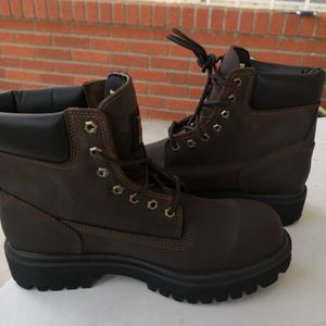 Timberlands Pro Soft Toe Work boots Size 9.5 for Sale in Riverside, CA