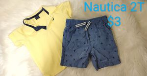 Nautica outfit size 2 $3 for Sale in Apple Valley, CA