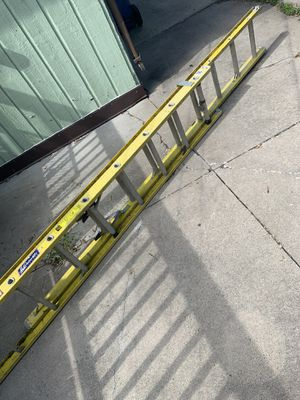 20' extension ladder for Sale in Saint Paul, MN