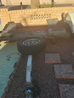 Tow Dolly for Sale in Roosevelt,  AZ