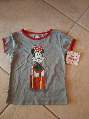 New adorable sz 3T Disney Minnie shirt for Sale in Ocala, FL