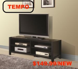60inch TV Stand, Capuccino for Sale in Downey, CA