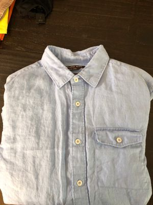 Man's Michael Kors linen shirt brand new for Sale in San Diego, CA