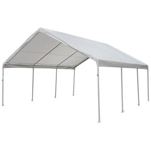 King canopy 10x20 tarps (4)-w/windows no poles for Sale in Port St. Lucie, FL