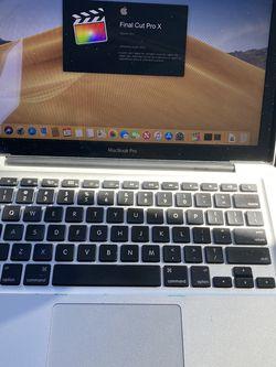 #1. LAPTOP MARCA 😷APPLE🙊 MODELO MACBOOK pro 2012 iCORE 7 más 8gb de ram más 500 de disco duro Con teclado con luz CON EL NUEVO sistema Mojave for Sale in Los Angeles,  CA