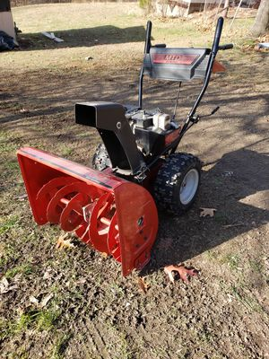 Snow blower for Sale in Hedgesville, WV