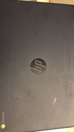 Hp chromebook for Sale in Dallas, TX