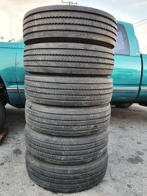 245 70 19.5 michelin tires for Sale in Bell Gardens, CA