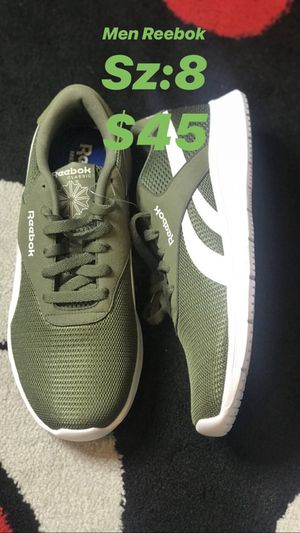 MEN REEBOK for Sale in Baltimore, MD
