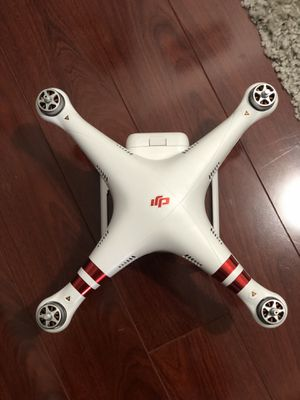 DJI phantom standard with carrying bag for Sale in Queens, NY
