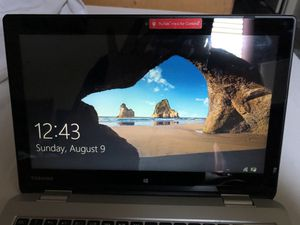 Toshiba Lenovo touchscreen laptop, with charger. Price drop!!! for Sale in Henderson, NV