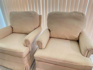 Two living room chairs for Sale in Lehigh Acres, FL
