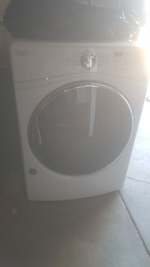 Electric Whirlpool steam dryer for Sale in St. Louis, MO