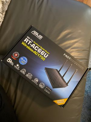 ASUS RT-AC66U wireless router for Sale in Queens, NY