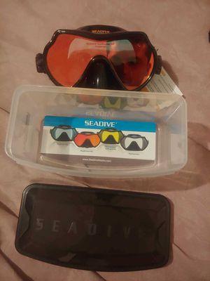 Sea Dive Eagle Eye Ray blocker HD dive mask for Sale in Santa Ana, CA