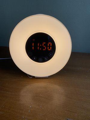 Alarm clock - Gradual wake up / sunlight simulator for Sale in Chicago, IL
