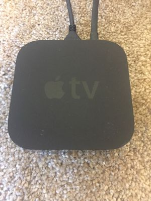 Apple TV 64G for Sale in Bloomfield, CT