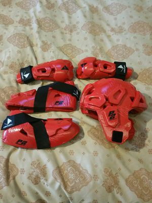 Karate Martial Arts Sparring Gear for Sale in Seattle, WA