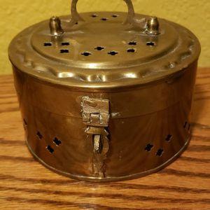 Antique Brass Box for Sale in Port Charlotte, FL