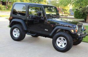 Wonderful 2003 Jeep Wrangler 4WDWheels for Sale in Boston, MA