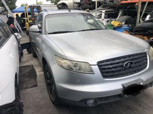 2003 Infiniti fx35 parting out. for Sale in Santa Ana, CA