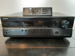 Onkyo TX SR308 - 5.1 Receiver for Sale in Vancouver, WA