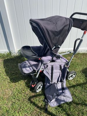 Caboose Too Sit and Stand Double Stroller Joovy for Sale in Medford, MA