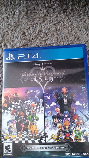 Kingdom hearts for Sale in Mesa, AZ