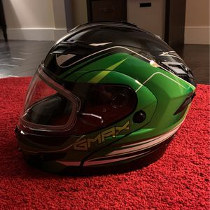 GMAX Snowmobile Helmet - Adult Small for Sale in Damascus, OR